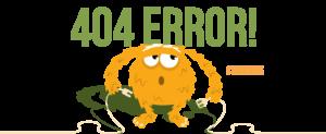 404-Fehlermeldung-veganverlag