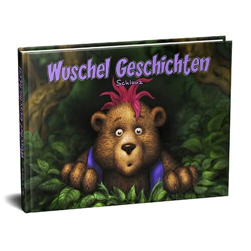 Wuschel-Geschichten-veganverlag