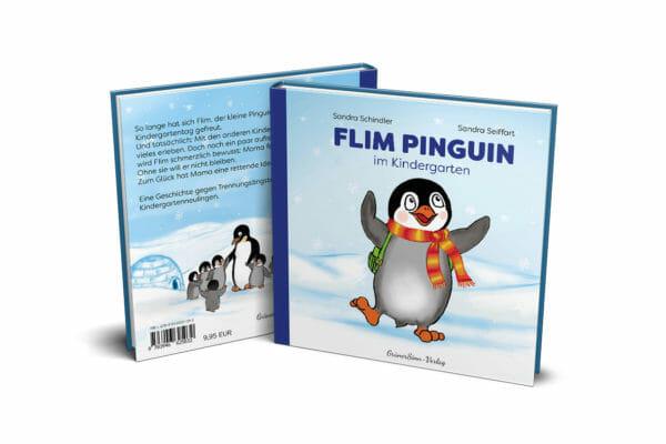 Flim-Pinguin-Mockup-GruenerSinn-Verlag-veganverlag-Schindler-Seiffart
