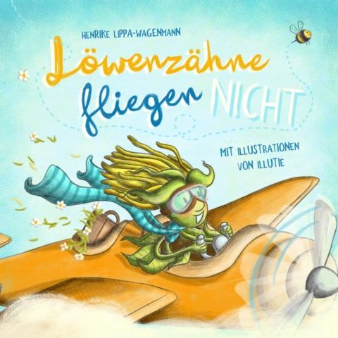 illutie-atelier-of-illustration--veganverlag-britta-reinhard-Löwenzähne-fliegen-nicht