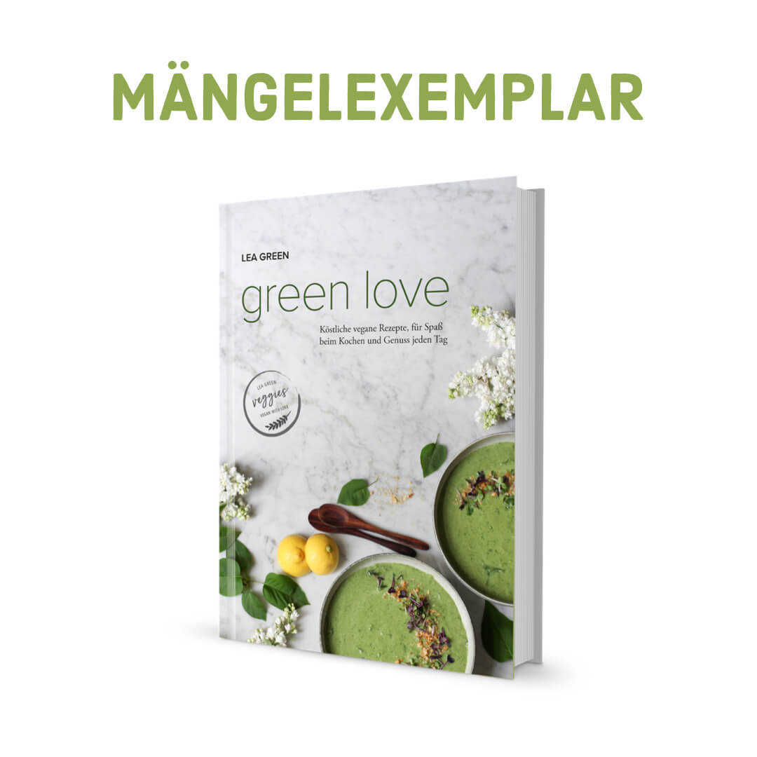 Green-Love-Maengelexemplar