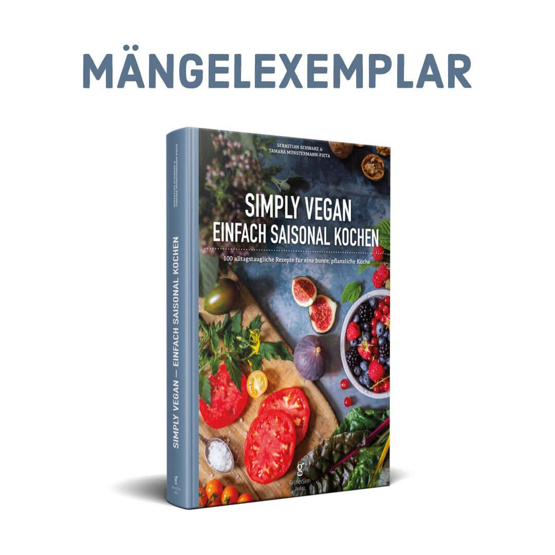 Simply-Vegan-Maengelexemplar