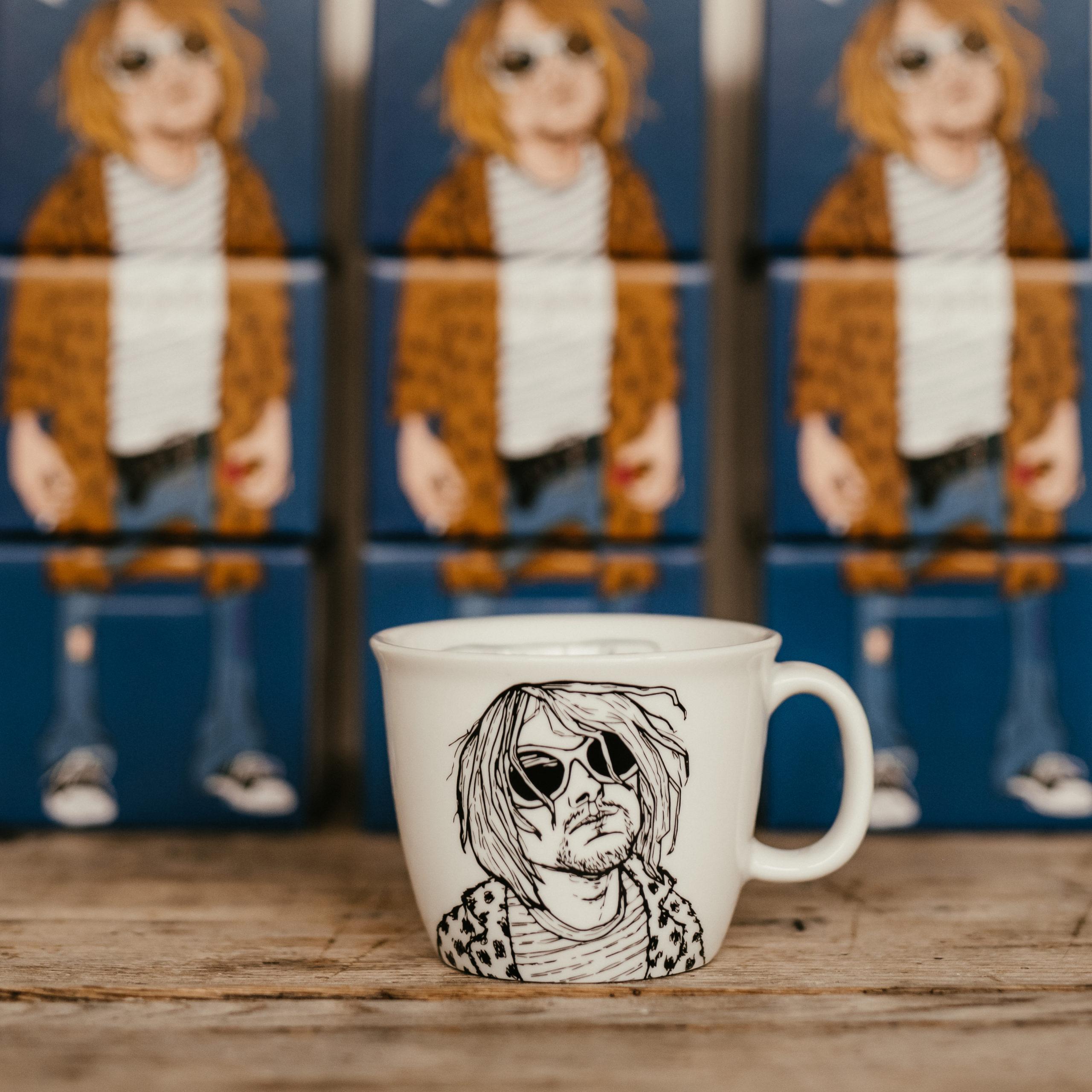 KURT, the delicious one, 35cl mug