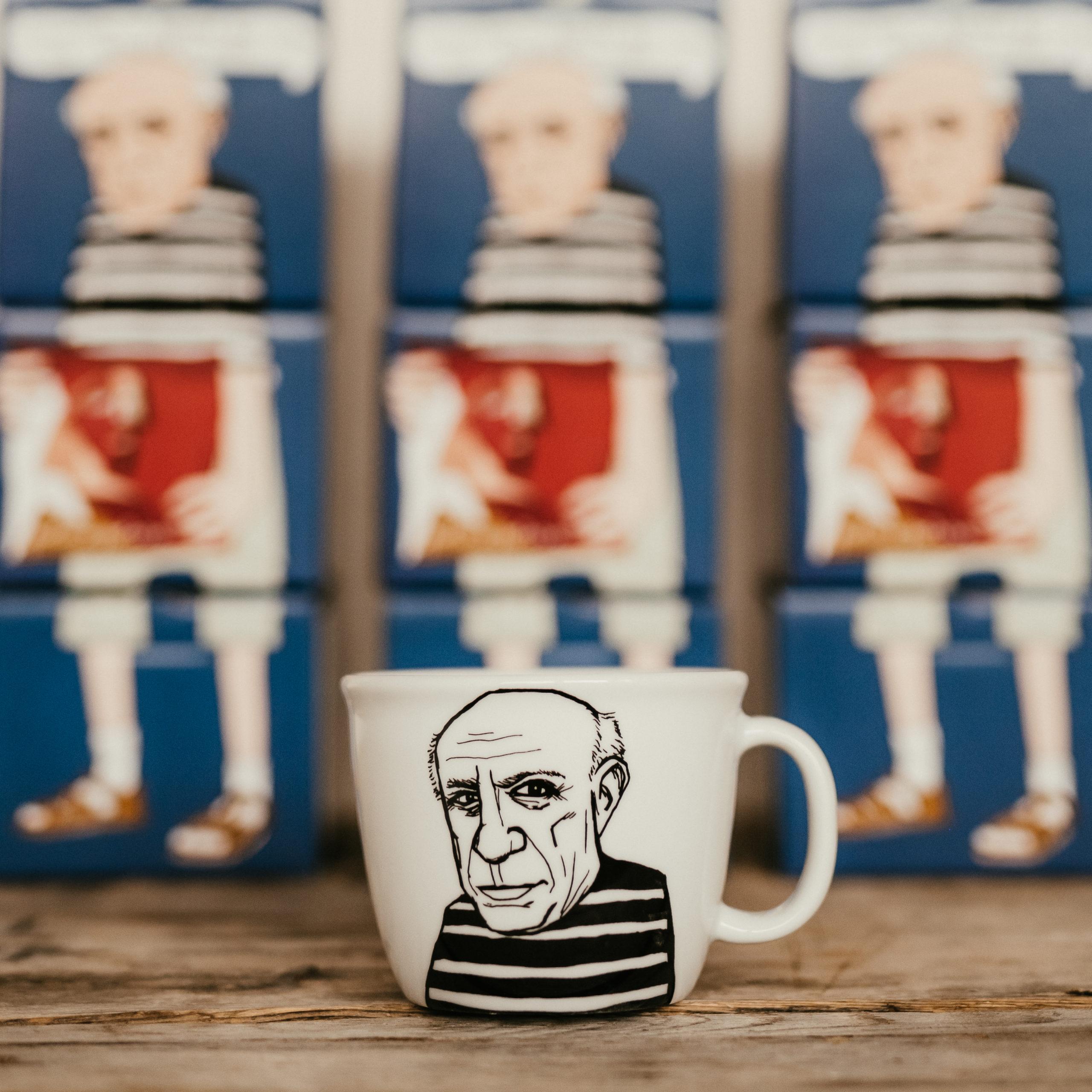 PABLO, the celebrated one, 35cl mug