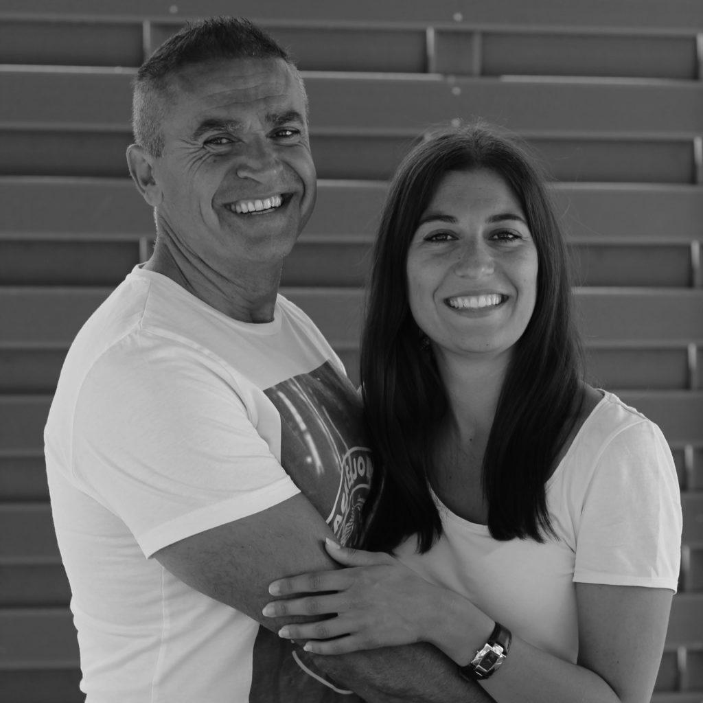 Dimi & Tina Georgiadis